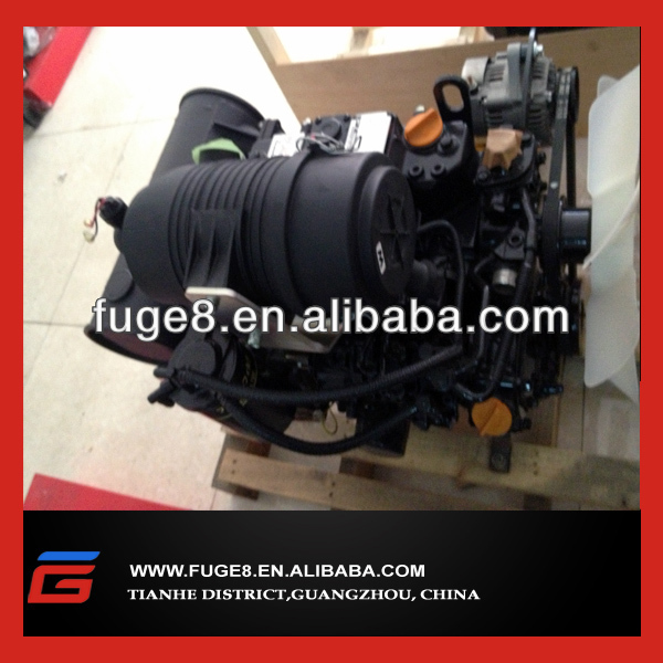 diesel engine Yanmar 3TNV82A-SNN spare parts for excavator