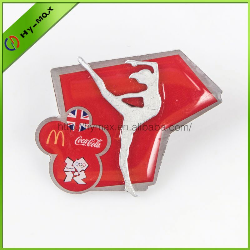 High-quality mcdonalds pin badge