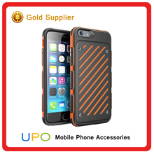 [UPO] For iPhone 6 Armor Heavy Duty Hybrid Case with diamond