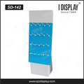 Fashionable Corrugated Cardboard Hook Display Stands for Advertisizing