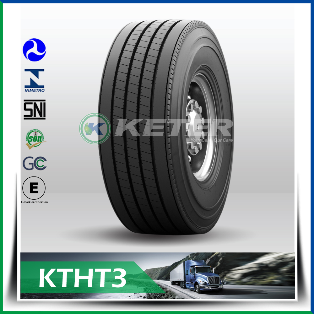 Taiwan Tire Intertrac truck tyre Wide Tread Tyre 315 80R22.5