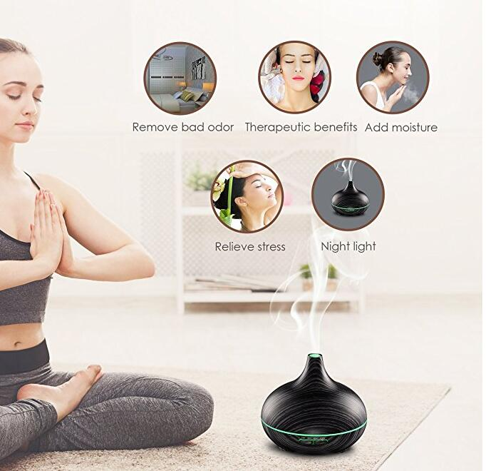 Promotional Gift Hot Sale Humidifier Aroma Diffuser Mini Humidifier Air Humidifier