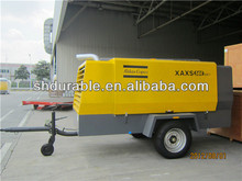 Atlas Copco XAS 137 Diesel Portable air compressor