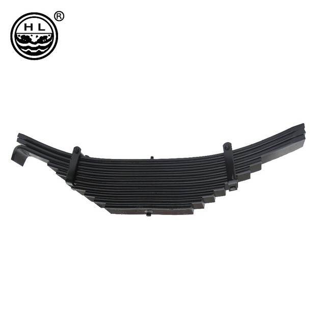 HL China Heavy Duty Truck Front Leaf Spring