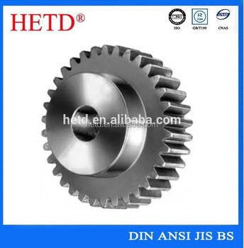 Steel Material and Spur Shape Standard Cement Mixer Steel Ring Spur Gear Nonstandard SG5029