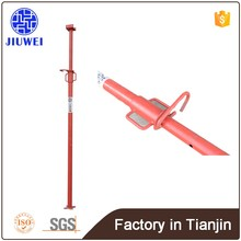 different size construction adjustable steel shoring props jack for sale