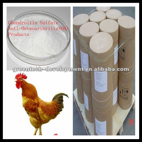 Hot Sell Nutrational Products Chondroitin Sulphate ex Avian 90%