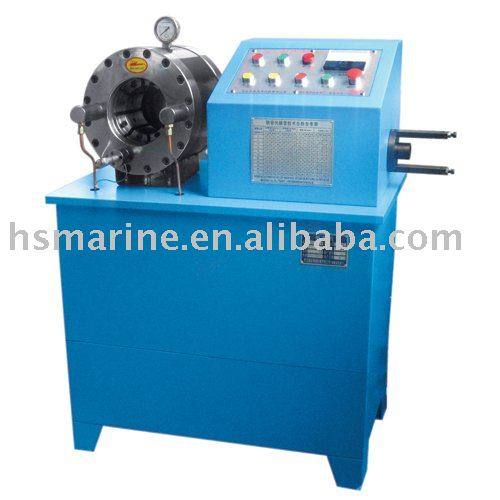 pipe locking machine/hose crimping machine