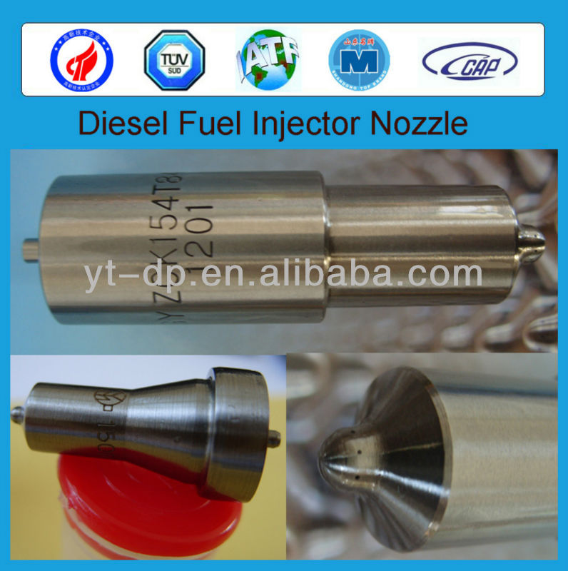 Diesel engine Spare Parts DL145T1198 Marine Injector Nozzle DL145T1198 YANMAR Injector Nozzle