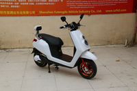 60v 20ah cheap portable electric scooter with lithium battery
