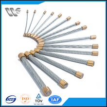 6*37 Steel wire ropes for crane
