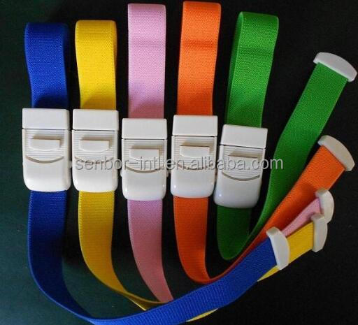 Reusable and colorful Buckle Medical Tourniquet