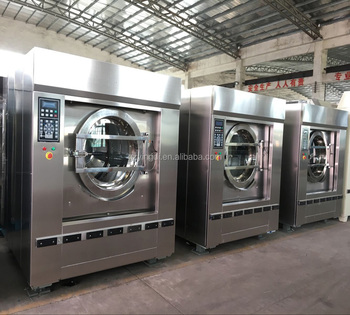 Alibaba hot sale products laundry commercial washing machine,laundry 50kg washer extractor for sale