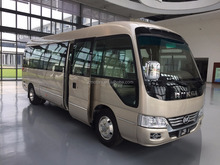 7M 25 - 30 Seats Toyota Type Coaster Bus With Factory Price