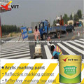 WGM-9520 Acrylic road line marking paint road marking paint, glow in the dark paint, thermoplastic road marking paint