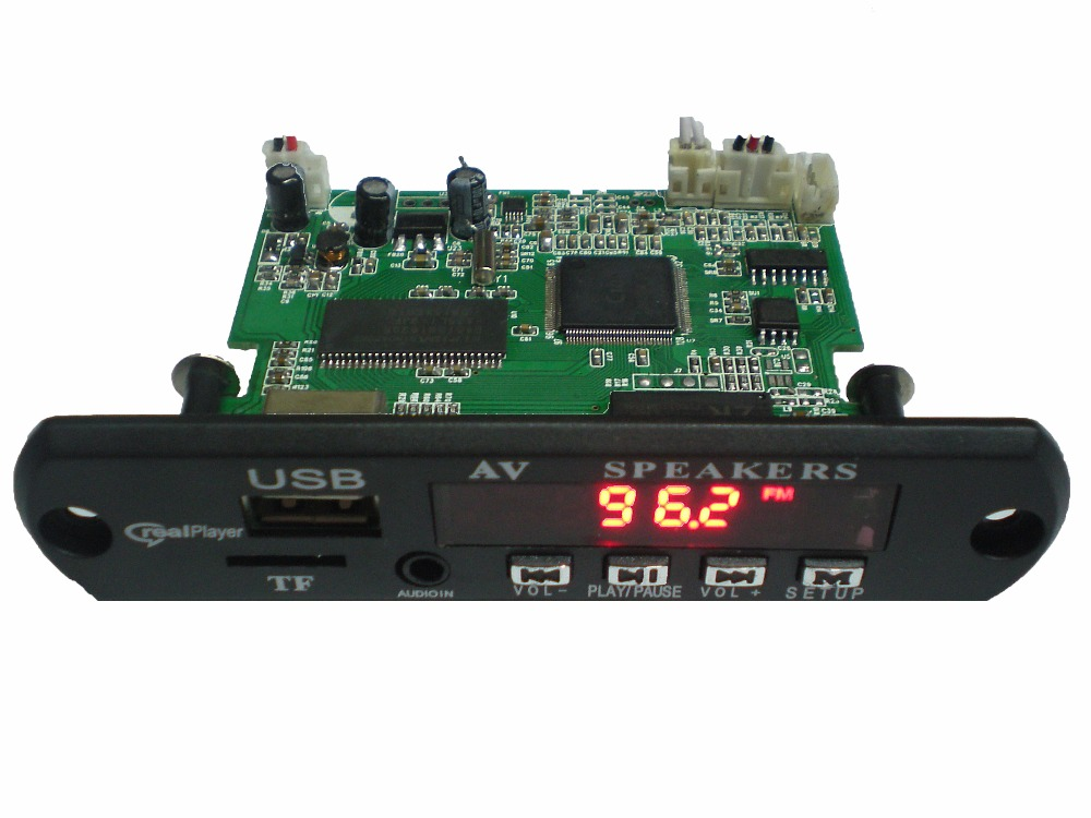 Good Supplier Offers FM Transmitter /usb /Bluetooth Playing In The Car mp3 Player Circuit Board