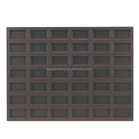 ISO Standard Recuangular Cake Mould -42 Indents Silicone