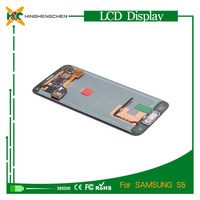 Clone lcd screen for s5,for samsung galaxy s5 sm-g900f lcd digitizer assembly