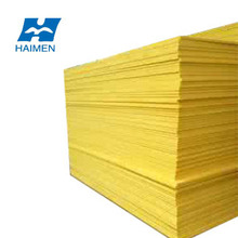 glasswool board insulation materials for air conduct insulating plates for walls