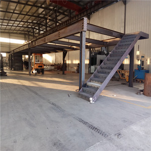 Construction Projects Steel Structure construction