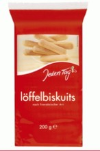 Jeden Tag Ladies fingers french type 200g & 400g