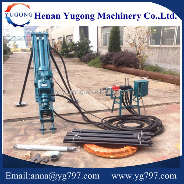 Tractor Mounted Water Well Drilling Rig crawler drilling rig