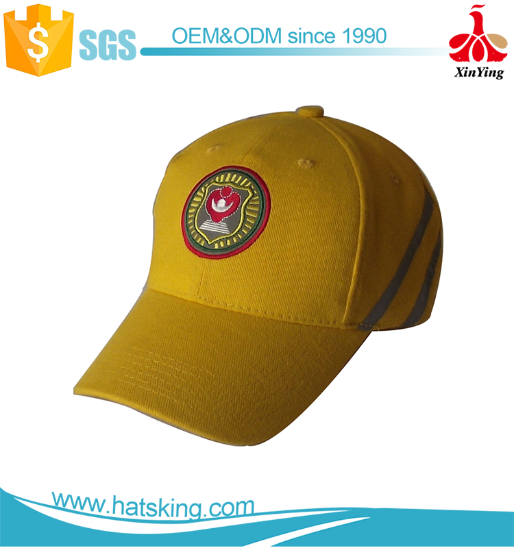 High quality energy design embroided promotion cap for sale
