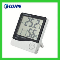 The best price of LCD display decorative hygrometer