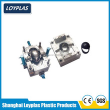Custom high quality plastic safety helmet injection mould in China
