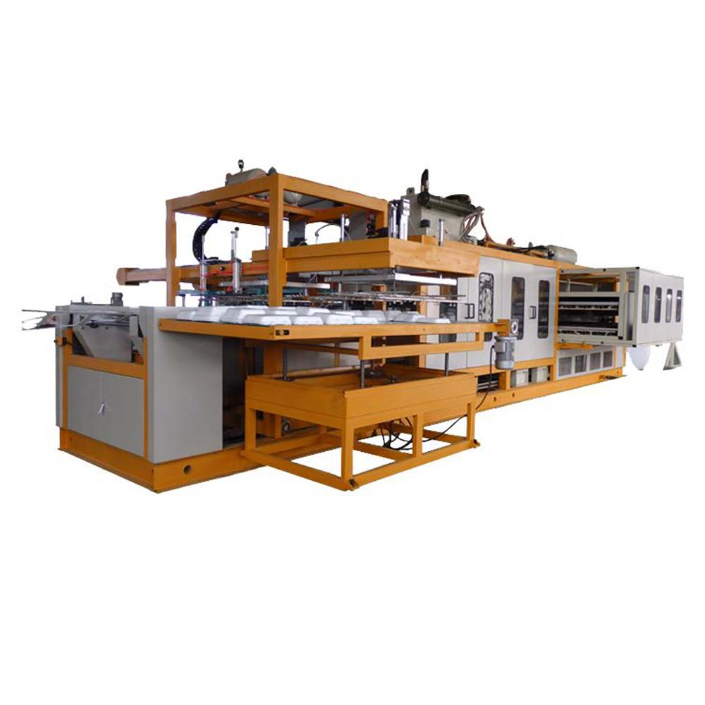 Hot sales PS foam machine price thermoforming machines