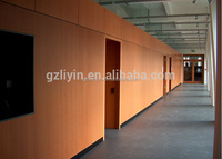 Popular SGS/CE Plywood Board Fire Retardant Customized Decorative Wall Panel