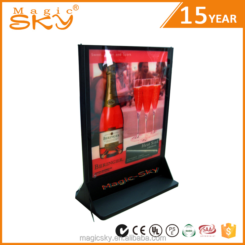 Volume sales high quarlity advertising light box