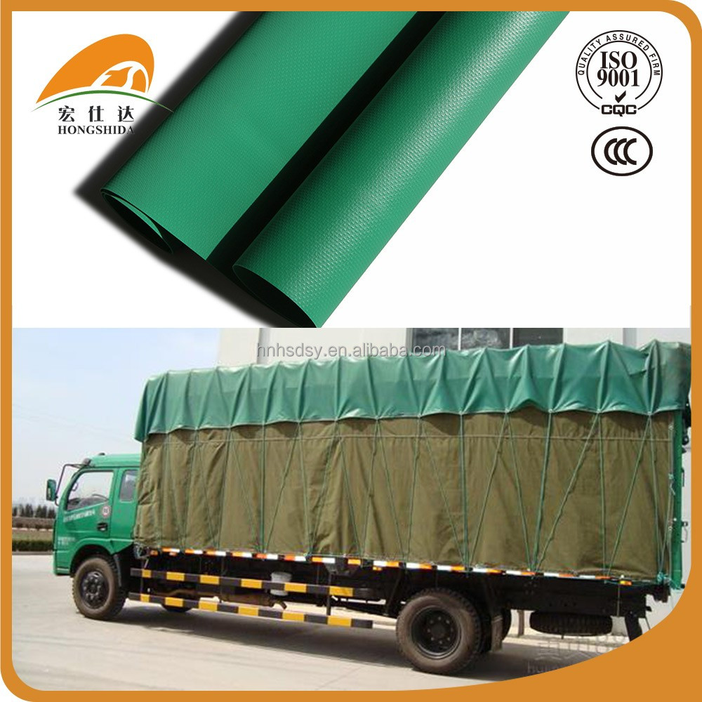 waterproof pvc truck tent tarpaulin china supplier