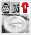 High elasticity heat transfer ink for 3D printing effect