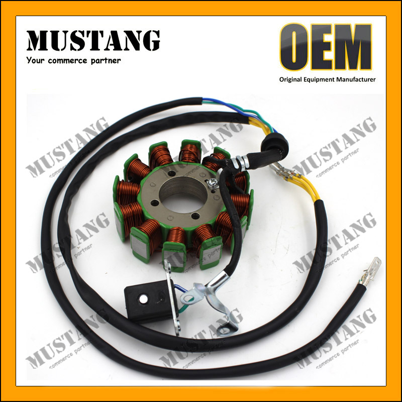 Motorcycle Electric Parts Magneto Stator Coil For ITALIKA XS150 WS150 FT125 150