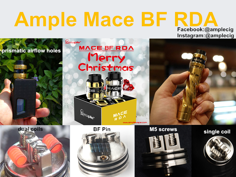 2018 new product Ample Vape Refillable Ares Pods Kit