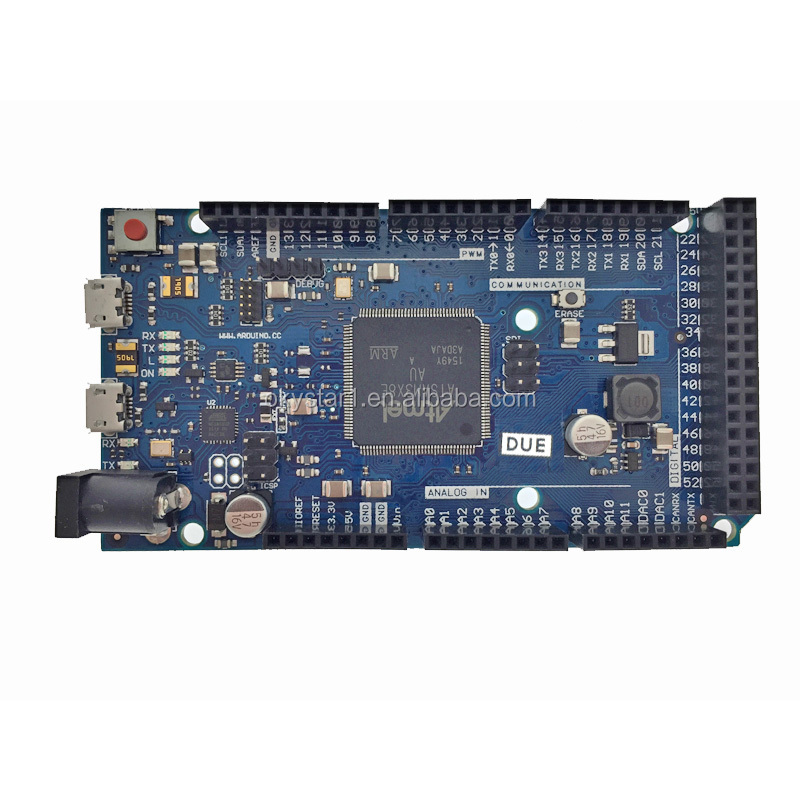 Control board <strong>module</strong> DUE R3 SAM3X8E 32-bit ARM Cortex M3 due