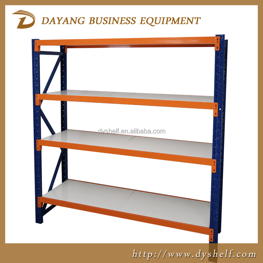 warehouse goods light/medium/heavy duty stacking racks/shelves system