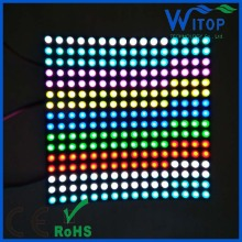 16*16 Pixel 256 Pixels WS2812B Digital Flexible Programmed LED Panel Screen Individually Addressable Full Color DC5V