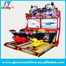 "coin operated motorbike racing game machine Arcade popular game 42"" Rally moto bike racing machine"