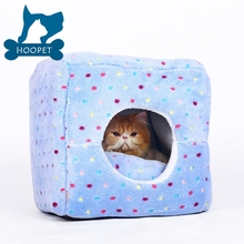 Hot products for animals super warm teddy bed , thick soft winter dog beds for small dogs cat pet kennel