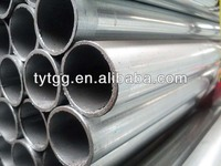 china water distribution galvanized steel pipe properties