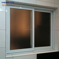 Affordable PVC Bay Window Design Vinyl Replacement sliding window