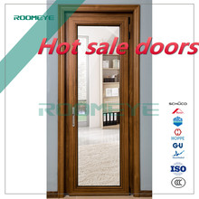 ROOMEYE teak solid wood main door designs