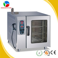 Professional Electric Combi Oven 10 Trays Electric Steam Oven