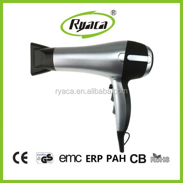 Professional Silent Hair dryer BY-502 with Cool shot