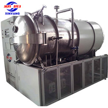 fruit vacuum freeze dryer process in food industry