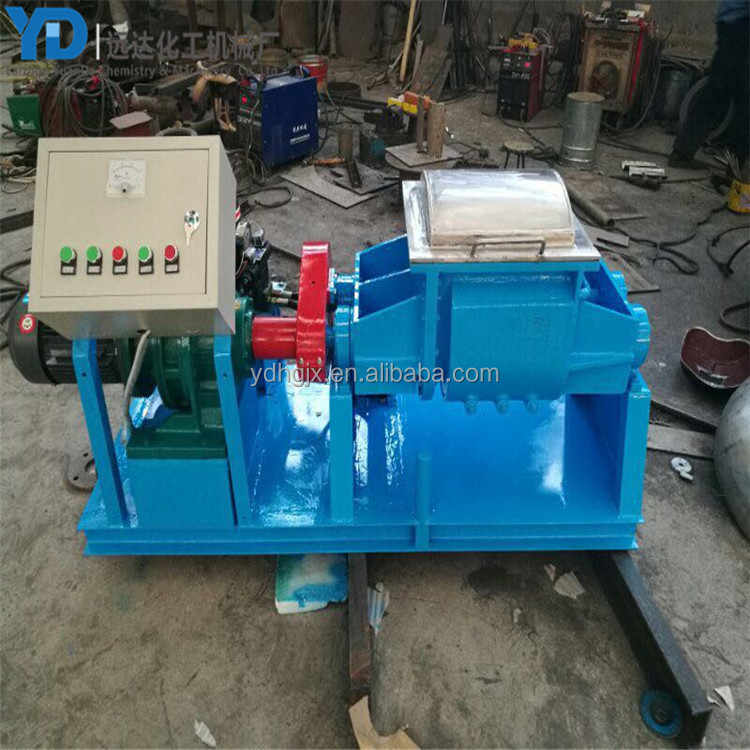 asphalt liquid kneader mixer/chewing gum making machine