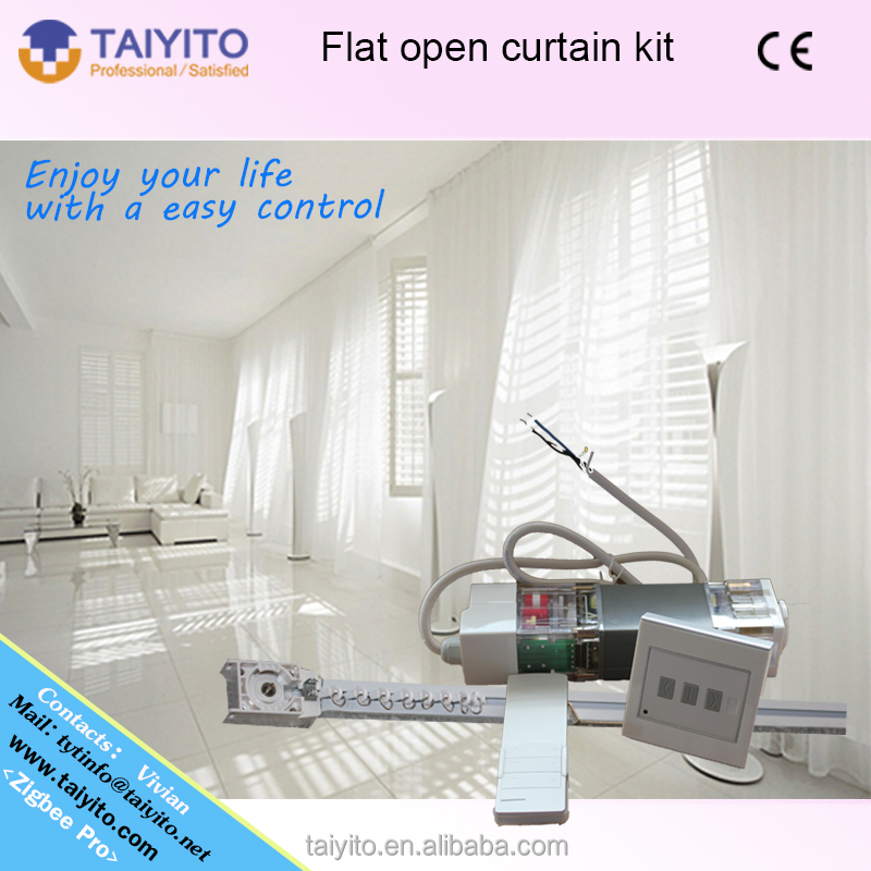Electric Draperies Curtain Controller Remote Control Curtain System Buy Electric Draperies