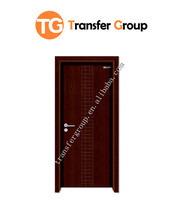 different design pvc door catalogue / pvc door for canada